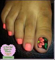 The Fundamentals of Toe Nail Designs Revealed Nail art is a revolution in the area of home services. Nail art is a fundamental portion of a manicure regimen. If you're using any form of nail art on your nails, you… Continue Reading → Pretty Toe Nails, Cute Toe Nails, Fancy Nails, Diy Nails, Pretty Toes, Cute Toes, Pedicure Nail Art, Toe Nail Art, Acrylic Toe Nails