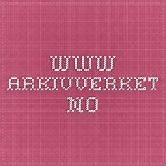 www.arkivverket.no