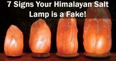 While it may not always be obvious, there are a few easy ways to tell if your Himalayan salt lamp is a fake. Since we first published our review on the health benefits of owning a Himalayan pink sa…