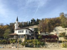 """See 366 photos and 12 tips from 3093 visitors to Балчик (Balchik). """"Small seaside resort with a bit of history, good sightseeing for about a day or. Seaside Resort, Descendants, Bulgaria, Edinburgh, Royals, Cabin, Mansions, House Styles, Painting"""