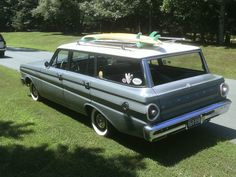 '64 Ford Falcon  Wagon