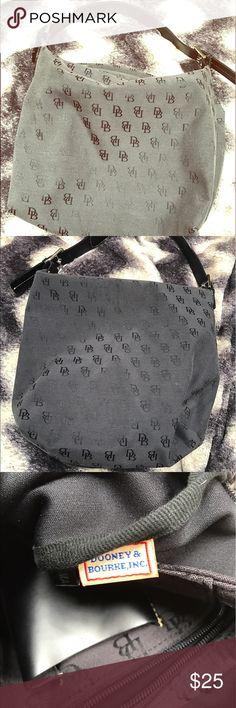Dooney & Bourke black nylon purse Authentic nylon black Dooney & Bourke purse Dooney & Bourke Bags Shoulder Bags