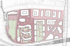 Areal City-West, Zürich | Rotzler Krebs Partner, Landschaftsarchitekten, Winterthur