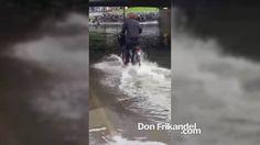 Noodweer in Nederland: Eindhoven