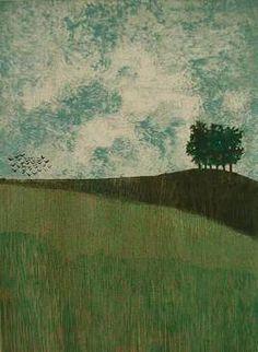 James Kirby, woodcut