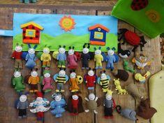 Crochet Kids Hats, B & B, Puppets, Kids Girls, Berries, Crafts For Kids, Felt, Sewing, Toys