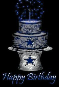 Dallas Cowboys Birthday ☆