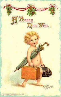 New Years  (Found on bonanza.com)