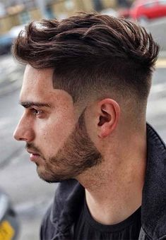 Trendy Hairstyles Ideas For Boys 2021 Mens Hairstyles Fade, Cool Hairstyles For Men, Undercut Hairstyles, Undercut Fade, Men's Hairstyle, Hairstyles 2018, Wedding Hairstyles, Short Fade Haircut, Best Short Haircuts