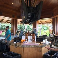 Chart House Maui, HI - Last Updated July 2019 - Yelp Maui Food, Chart House, Liquor Cabinet, Furniture, Home Decor, Homemade Home Decor, Home Furnishings, Interior Design, Home Interiors