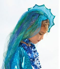 how to make a feathered seahorse costume Horse Costumes, Animal Costumes, Theatre Costumes, Cool Costumes, Costume Ideas, The Little Mermaid Musical, Little Mermaid Play, Little Mermaid Costumes, Starfish Costume