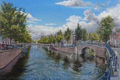 Rita Camphuijsen - Mijn oud Amsterdam