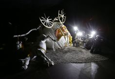 Imagine a world where all your fairytales become your nightmares | Dismaland | Banksy