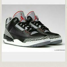 Retro cement 3s 2011 release. Air JordansMens JordansJordan ...