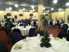 Formal Christmas Party  at the Newberry Firehouse Conference Center.