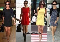 Victoria Beckham Goat Dresses
