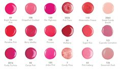 Beautiful pink Bio Sculpture Gel colors to choose from for your Cancer Awareness manicure and pedicure! Gel Nail Colors, Gel Color, Bio Sculpture Gel Nails, Cerise Pink, Breast Cancer Support, Pink Candy, Nail Arts, Manicure And Pedicure, Evo