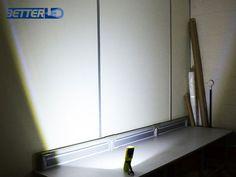 PS-IL6R USB TÖLTHETŐ KÉZI MUNKALÁMPA – BetterLED - szélesen világít