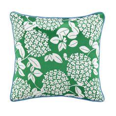 Spring green! // Cipriana Pillow.