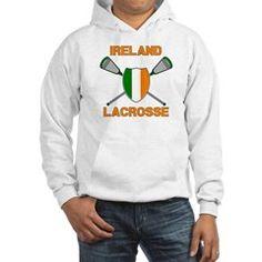 Lacrosse Ireland Hooded Sweatshirt