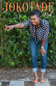 My Looks — JokotadeStyle   Nigerian American Fashion and Style Blogger   Speaker