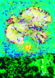 Asa Branca voltou. Ilustração digital. Paulo Moura, 2013.