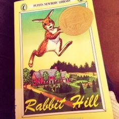 homemissionfield: Rabbit Hill - A Book Review
