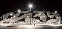 Konya City Stadium, Konya, 2014 - Bahadır Kul Architects