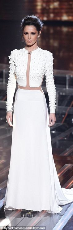 The female judges' fashionable entrances have become a staple of The X Factor experience.