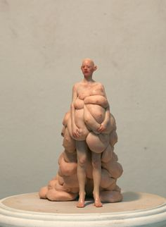 The grotesque miniatures of Korean sculptor Dongwook Lee are not for everyone, and yet his work stems from what he describes as a basic concern for all human beings. Previously featured here on our…
