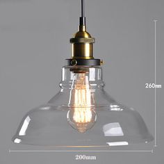Glass Pendant Light, Glass Chandelier, Glass Pendants, Pendant Lamp, Decorative Chandelier, Luminaire Vintage, Vintage Pendant Lighting, Industrial Pendant Lights, Hall Lamps