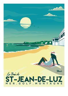 Saint Jean de Luz ~ Marcel