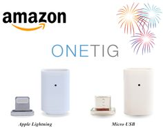 ONETIG Micro USB version is also available on our Amazon store. This new version…