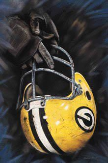 Packer Helmet. Found on Uploaded by user    Renee Smith