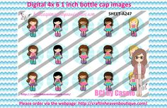 1' Bottle caps (4x6) Digital PINK SUPER GIRLS A247   CARTOONS/KIDS BOTTLE CAP IMAGES #cartoons #inspired #kids #bottlecap #BCI #shrinkydinkimages #bowcenters #hairbows #bowmaking #ironon #printables #printyourself #digitaltransfer #doityourself #transfer #ribbongraphics #ribbon #shirtprint #tshirt #digitalart #diy #digital #graphicdesign please purchase via link  http://craftinheavenboutique.com/index.php?main_page=index&cPath=323_533_42_54