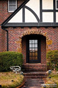 The Front Door by a.d.miller, via Flickr