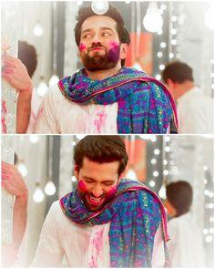 Awww😍😻😄😆😻my cutie pie Billu jiii😍😻😻 Desi Hindi, Nakul Mehta, Dil Bole Oberoi, Game Of Love, Mr Perfect, Indian Couture, Groom Style, Celebs, Celebrities