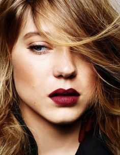 How to get the perfect berry lip for Fall.