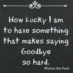 How Lucky
