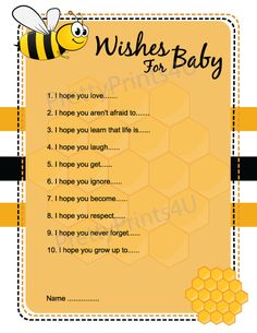 bee baby shower games   bee baby shower  printable games   baby shower   bumble bee baby shower games   bee theme baby shower