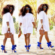 WDN Stylespiration: Inject some Glamour into your Style with these Eye-Popping Fashion Ensembles - Wedding Digest Naija
