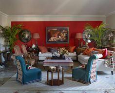 Alessandra Branca's Italian Home