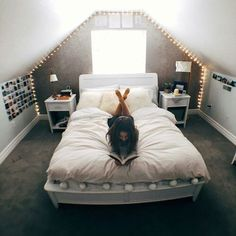nice cool Tumblr Bedrooms by www.best100-homed...... by http://www.best100-homedecorpictures.us/attic-bedrooms/cool-tumblr-bedrooms-by-www-best100-homed/