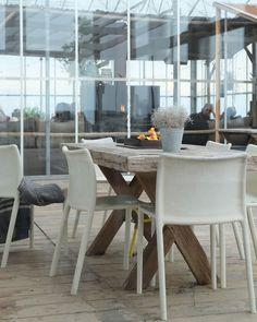 Noordwijk an Zee | Strandclub Witsand & Branding Beach Club | Holland | Netherlands | North Sea | Blumen-Bade-Ort Europa | waseigenes.com