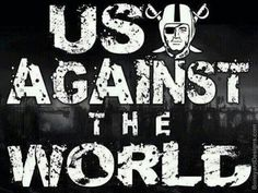 17 Best images about Raider Nation♡ on Pinterest | Oakland ... Raiders Pics, Raiders Stuff, Oakland Raiders Football, Raiders Baby, Tribal Paint, America's Most Wanted, Johnson Family, Raider Nation