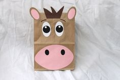 Western Cowboy Cowgirl Party Favors treat Goodie Bags Kids Birthday Party Theme Horse Favor Loot Goody Gift Sacks. $13.99, via Etsy.