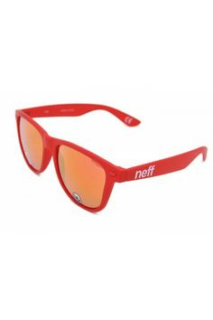 c48c1d79f5  20.00   Neff Daily Polarized  Sunglasses Red