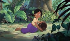 The Jungle Book 2 - Disney Screencaps Best Disney Movies, Disney Fun, Disney Girls, Disney Pixar, Disney Characters, Disney Animation, Animation Film, The Jungle Book 2, Disney Animated Films