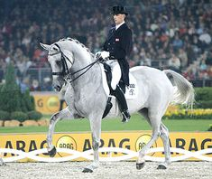 Grand Prix Freestyle - Andreas Helgstrand-Blue Hors Matine of Denmark - silver