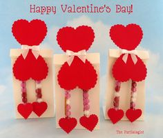 The Partiologist: Valentine Bags & Tags!